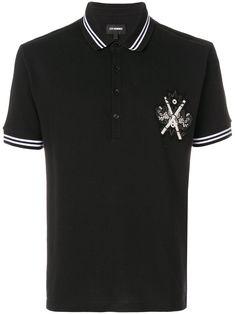 9573907566f9 LES HOMMES .  leshommes  cloth   · Black CottonPolo ShirtTee ShirtsPolo  Ralph LaurenT ...