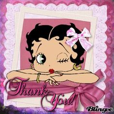betty boop thank you images - Bing Images