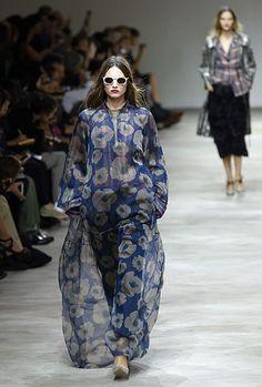 Paris fashion: Dries Van Noten Spring/Summer 2013 at Paris fashion week