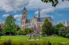 Sint-Gummaruskerk, Lier, België.