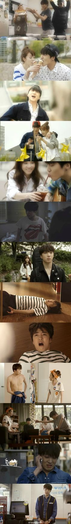Seungyoon in We Broke Up Korean Idols, Korean Drama, Dramas, Taiwan Drama, Kang Seung Yoon, Film Movie, Movies, We Broke Up, Kdrama Memes