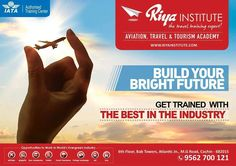 Build your bright future. Get trained with the best in the industry!!! Join Riya Institute.For more information call +91 9562700121 or visit our website http://www.riyainstitute.com/