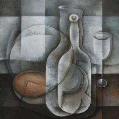 Bowl and bottles by Eugene Ivanov, oil on canvas, 50 X 50 cm, 999 usd. #eugeneivanov #@eugene_1_ivanov #modern #original #oil #oil #painting #sale #hipster #art_for_sale #original_art_for_sale #modern_art_for_sale #canvas_art_for_sale #art_for_sale_artworks #art_for_sale_water_colors #art_for_sale_artist #art_for_sale_eugene_ivanov #abstract #best_abstract_art