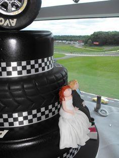 Race Car Wedding Dresses Racing Theme Photo By Posh