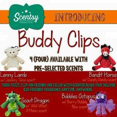 172 Best Scentsy Buddies Images In 2017 Scentsy