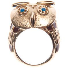 In the style of an owl: Jewellery - The Creative Life