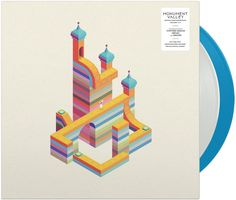 Monument Valley Vinyl Soundtrack - iam8bit
