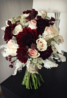 471 Best Burgundy Wedding Flowers images  aa5a47c3e