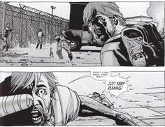 the walking dead comic book | the walking dead compentium one available 210 00 ron tva included year ...