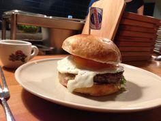 Mozaika Ceazar Burger ... Yumiii :)
