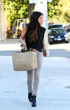 Shenae Grimes Fashion Style
