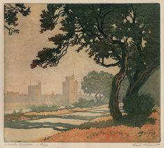 La-Rochelle---Les-Minimes-by-Henri-Meunier