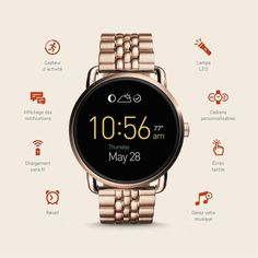Read the site just click the highlighted link for even more alternatives smart watch Best Kids Watches, Big Watches, Stylish Watches, Luxury Watches For Men, Cool Watches, Simple Watches, Wrist Watches, Fossil Q, Fossil Watches