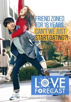 7 of 10 | Love Forecast (2015) Korean Movie - Romantic Comedy | Lee Seung-Gi & Jung Joon-Young