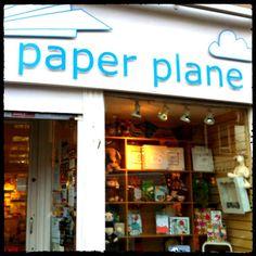 STOCKIST - Paper Plane, Skirving Street Glasgow www.stephenoneil.co.uk