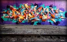 BOSTON by AKEY #graffiti #streetart