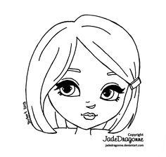 Lily by JadeDragonne