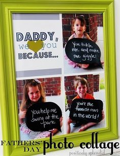 fathers day - Click image to find more Kids Pinterest pins