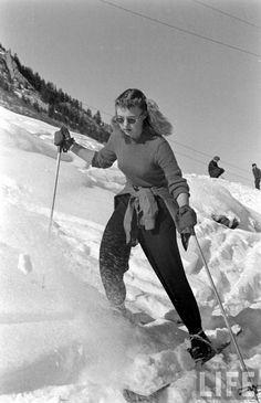 skiing, aspen