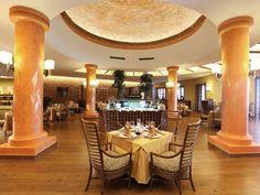 Restaurante del hotel Barceló Maya Palace Deluxe