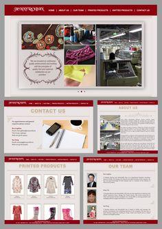 Web Design - JennyRobin