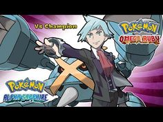 cc023989b0d16 Pokemon Omega Ruby Alpha Sapphire - Battle! Champion Music (HQ)