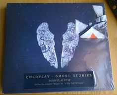 GHOST STORIES - COLDPLAY (CD) audio  NEUF SCELLE