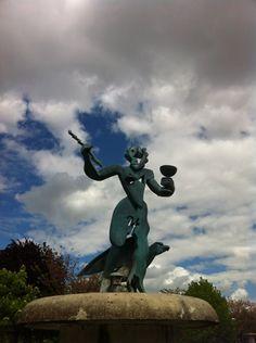 """Parque de """"La Ribota"""" en Alcorcón, Madrid"""