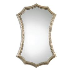 """View the Uttermost 12911 Mesdoura 30"""" x 19"""" Wall Mirror at Build.com."""
