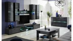 Ricardo Entertainment Unit for TVs up to Metro Lane Buy Tv Stand, Units Online, Coffee Table With Storage, Glass Shelves, Entertainment Center, Adjustable Shelving, Storage Spaces, Clear Glass, Beautiful Homes