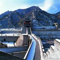 Great wall in Beijing! I will go....