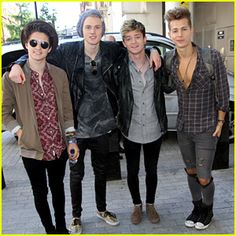 The Vamps 2016