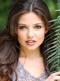 Danielle Campbell as Witch Davina Details: Davina's a young and sheltered witch, but she's got a serious dark side. Because of her inner demons, Davina's guardians have tried to protect her from the world, yet she can't help but be drawn to the frightening and mystical city of New Orleans.