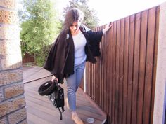 My Daily Wear : Look of the Day: Cape