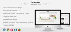 If you're looking for an individual and clean Joomla template which you can easily customize, take a look at JV Interior you will be fascinated... http://cmsmart.net/joomla-templates/jv-interior-responsive-joomla-template