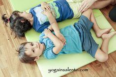 ittle yogis and yoginis at yogainsalento.com