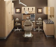 dental office cabinetry design - Google Search