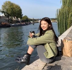 My Little Baby, Aesthetic Backgrounds, Aesthetic Girl, Aesthetic Black, Kpop Girls, Girl Group, My Girl, Fandom, Korea