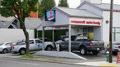 Auto Body Collision Repair, Auto Body Repair Shops, The Body Shop, Seattle