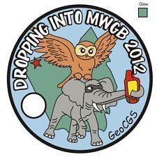 Pathtag #22622 MWGB 2012 Geocoin Alternative