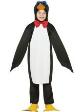 Child Penguin Costume  - Funny Costumes - Boys Costumes - Halloween Costumes - Categories - Party City