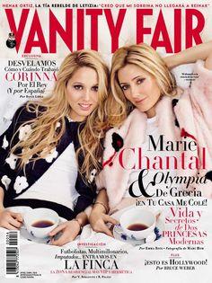 Bruce Weber, Olympia, Vanity Fair España, Marie Chantal Of Greece, Greek Royalty, Greek Royal Family, Seventeen Magazine, Princess Margaret, Save The Queen