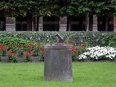 Canon de midi, Noon cannon, Palais-Royal, Paris