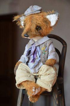 Fox Lucius By Evgenia Sidorenko - Bear Pile