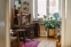 Hilda Grahnat's amazing apartment