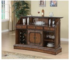 French Heritage Stand Up Bar