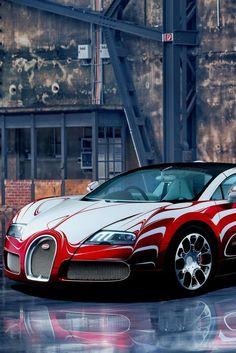 Red, black #Bugatti #2017 #supercar #bugattisupercar