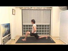 ▶ 下半身とお尻に効く美脚10分トレーニング - YouTube