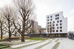Gallery - Mixed Use 107 Apartement Units / Nunc Architectes - 10