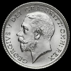 Coin for sale - 1924 George V Silver Sixpence, BU Rare British Coins, English Coins, Coins For Sale, Time Magazine, Queen Mary, King George, Silver Bars, Silver Coins, Ancient History